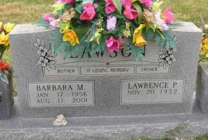 LAWSON, BARBARA - Washington County, Arkansas | BARBARA LAWSON - Arkansas Gravestone Photos