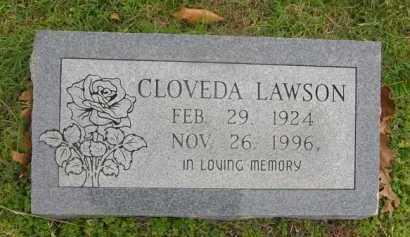 LAWSON, CLOVEDA - Washington County, Arkansas | CLOVEDA LAWSON - Arkansas Gravestone Photos