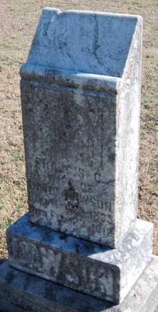LAWSON, FRANCIS C - Washington County, Arkansas | FRANCIS C LAWSON - Arkansas Gravestone Photos