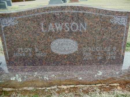 LAWSON, FLOY B. - Washington County, Arkansas | FLOY B. LAWSON - Arkansas Gravestone Photos