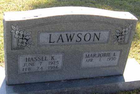 LAWSON, HASSEL KEETON - Washington County, Arkansas | HASSEL KEETON LAWSON - Arkansas Gravestone Photos