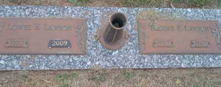 LAWSON, LOWELL H. - Washington County, Arkansas | LOWELL H. LAWSON - Arkansas Gravestone Photos