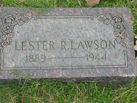 LAWSON, LESTER R - Washington County, Arkansas | LESTER R LAWSON - Arkansas Gravestone Photos