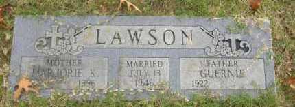 LAWSON, MAJORIE K - Washington County, Arkansas   MAJORIE K LAWSON - Arkansas Gravestone Photos
