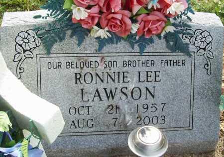 LAWSON, RONNIE LEE - Washington County, Arkansas   RONNIE LEE LAWSON - Arkansas Gravestone Photos