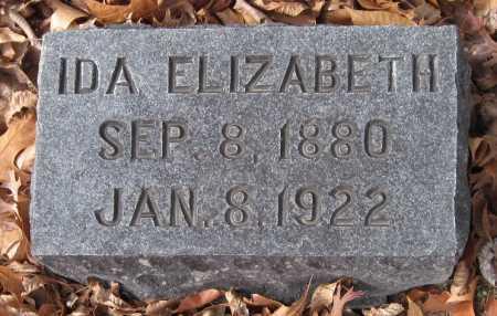 LINEBARGER, IDA ELIZABETH - Washington County, Arkansas | IDA ELIZABETH LINEBARGER - Arkansas Gravestone Photos