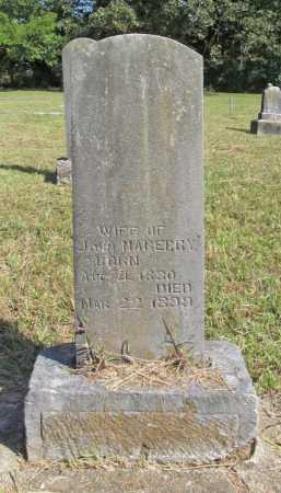 MABERRY, MARY J - Washington County, Arkansas   MARY J MABERRY - Arkansas Gravestone Photos