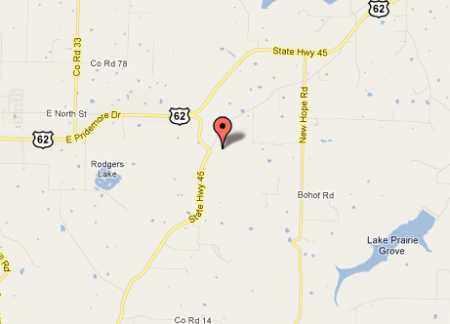 *MAP, . - Washington County, Arkansas | . *MAP - Arkansas Gravestone Photos