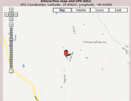 *MAP, . - Washington County, Arkansas   . *MAP - Arkansas Gravestone Photos