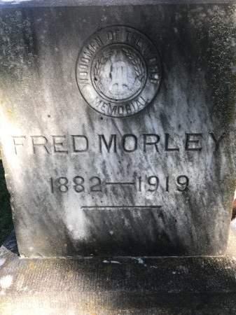 MORLEY, FRED - Washington County, Arkansas | FRED MORLEY - Arkansas Gravestone Photos