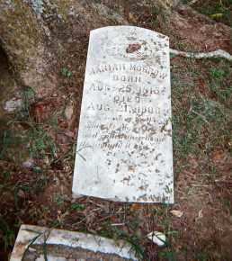 MORROW, MARIAH - Washington County, Arkansas   MARIAH MORROW - Arkansas Gravestone Photos