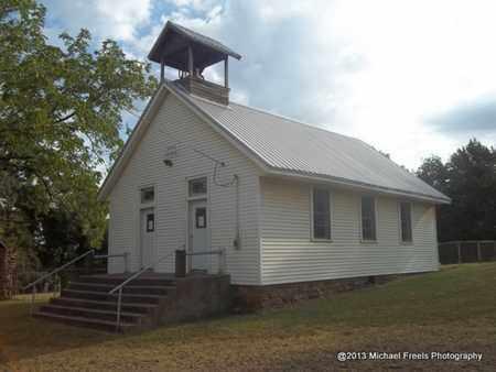 *OAK GROVE SCHOOLHOUSE * CHURC,  - Washington County, Arkansas |  *OAK GROVE SCHOOLHOUSE * CHURC - Arkansas Gravestone Photos