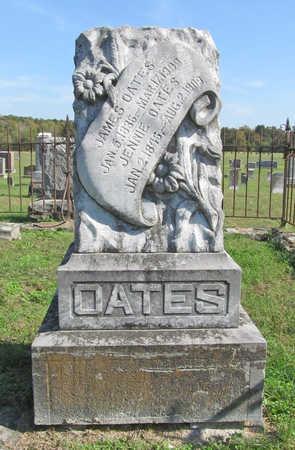 OATES, JENNIE - Washington County, Arkansas | JENNIE OATES - Arkansas Gravestone Photos