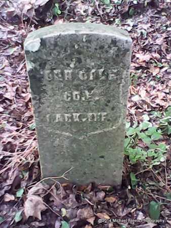 ODLE (VETERAN UNION), JOHN - Washington County, Arkansas | JOHN ODLE (VETERAN UNION) - Arkansas Gravestone Photos