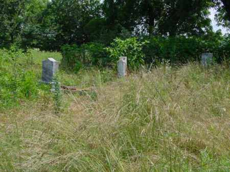 *OVERVIEW OF HASH CEMETERY,  - Washington County, Arkansas |  *OVERVIEW OF HASH CEMETERY - Arkansas Gravestone Photos