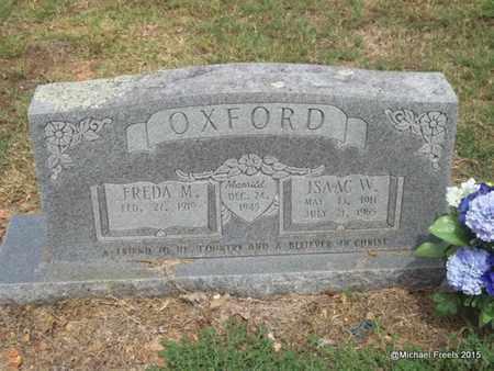 OXFORD, ISAAC WESLEY - Washington County, Arkansas | ISAAC WESLEY OXFORD - Arkansas Gravestone Photos