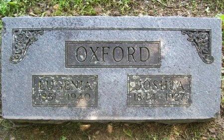 OXFORD, LUGENIA - Washington County, Arkansas   LUGENIA OXFORD - Arkansas Gravestone Photos