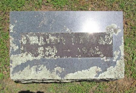 OXFORD, WILLIAM - Washington County, Arkansas   WILLIAM OXFORD - Arkansas Gravestone Photos
