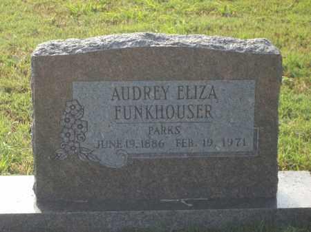PARKS, AUDREY ELIZA - Washington County, Arkansas   AUDREY ELIZA PARKS - Arkansas Gravestone Photos