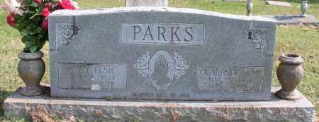 PARKS, CLARENCE IVAN - Washington County, Arkansas   CLARENCE IVAN PARKS - Arkansas Gravestone Photos