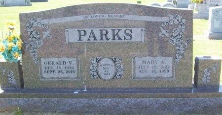 PARKS, MARY ALICE - Washington County, Arkansas | MARY ALICE PARKS - Arkansas Gravestone Photos