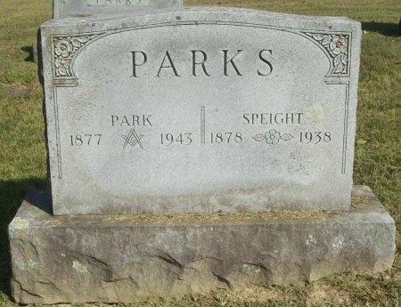 PARKS, SPEIGHT - Washington County, Arkansas   SPEIGHT PARKS - Arkansas Gravestone Photos