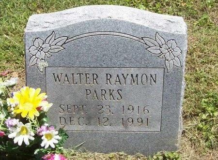 PARKS, WALTER RAYMON - Washington County, Arkansas | WALTER RAYMON PARKS - Arkansas Gravestone Photos