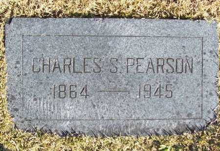 "PEARSON, CHALRES SUMNER ""CHARLEY"" - Washington County, Arkansas | CHALRES SUMNER ""CHARLEY"" PEARSON - Arkansas Gravestone Photos"