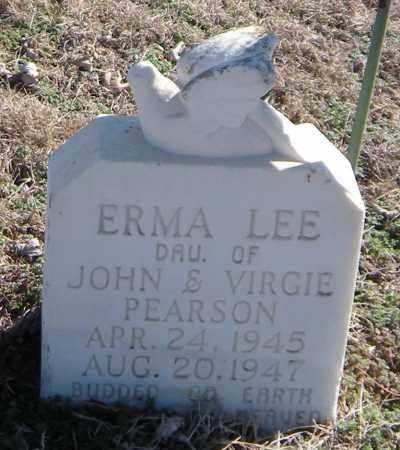 PEARSON, ERMA LEE - Washington County, Arkansas   ERMA LEE PEARSON - Arkansas Gravestone Photos