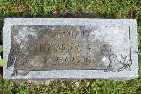 PEARSON, INFANT - Washington County, Arkansas | INFANT PEARSON - Arkansas Gravestone Photos