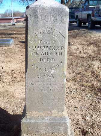 PEARSON, LIZZIE - Washington County, Arkansas   LIZZIE PEARSON - Arkansas Gravestone Photos