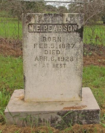 PEARSON, N E - Washington County, Arkansas | N E PEARSON - Arkansas Gravestone Photos