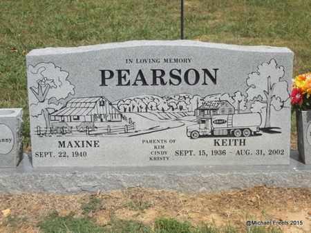 PEARSON, KEITH - Washington County, Arkansas   KEITH PEARSON - Arkansas Gravestone Photos