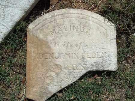 PEDEN, MALINDA - Washington County, Arkansas | MALINDA PEDEN - Arkansas Gravestone Photos