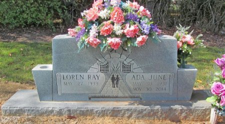 PHILLIPS, ADA JUNE - Washington County, Arkansas   ADA JUNE PHILLIPS - Arkansas Gravestone Photos