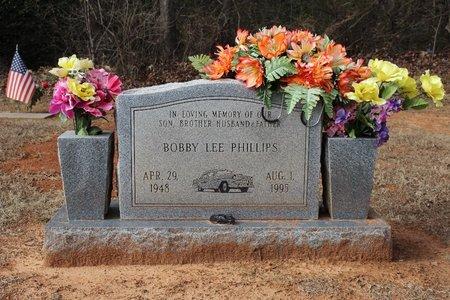 PHILLIPS, BOBBY LEE - Washington County, Arkansas | BOBBY LEE PHILLIPS - Arkansas Gravestone Photos
