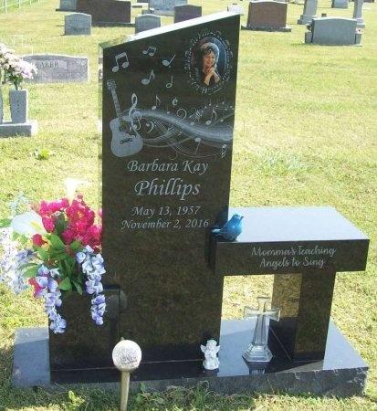 PHILLIPS, BARBARA KAY - Washington County, Arkansas | BARBARA KAY PHILLIPS - Arkansas Gravestone Photos