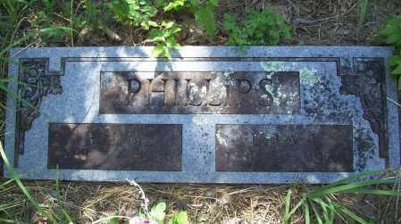 PHILLIPS, LULA J - Washington County, Arkansas | LULA J PHILLIPS - Arkansas Gravestone Photos