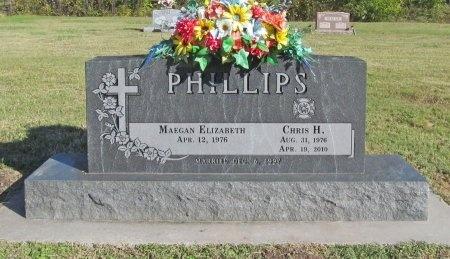 PHILLIPS, CHRIS H - Washington County, Arkansas | CHRIS H PHILLIPS - Arkansas Gravestone Photos