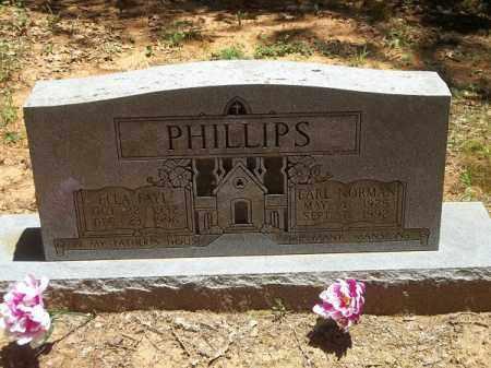 PHILLIPS, ELLA FAYE - Washington County, Arkansas | ELLA FAYE PHILLIPS - Arkansas Gravestone Photos