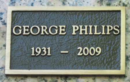 PHILLIPS, GEORGE - Washington County, Arkansas   GEORGE PHILLIPS - Arkansas Gravestone Photos