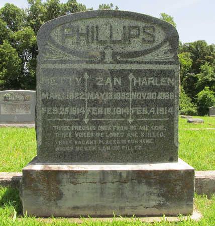 PHILLIPS, HARLEN - Washington County, Arkansas | HARLEN PHILLIPS - Arkansas Gravestone Photos