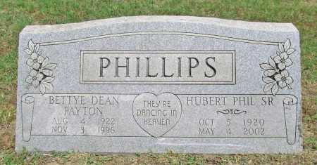 PHILLIPS, BETTYE DEAN - Washington County, Arkansas | BETTYE DEAN PHILLIPS - Arkansas Gravestone Photos
