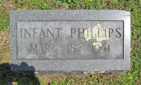 PHILLIPS, INFANT - Washington County, Arkansas   INFANT PHILLIPS - Arkansas Gravestone Photos