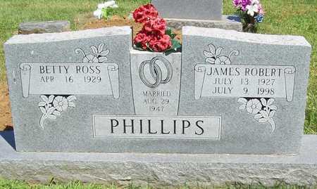 PHILLIPS, JAMES ROBERT - Washington County, Arkansas   JAMES ROBERT PHILLIPS - Arkansas Gravestone Photos