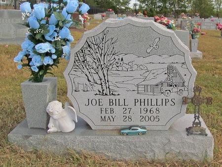 PHILLIPS, JOE BILL - Washington County, Arkansas | JOE BILL PHILLIPS - Arkansas Gravestone Photos