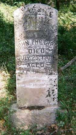 PHILLIPS, JOHN RUDOLPH - Washington County, Arkansas   JOHN RUDOLPH PHILLIPS - Arkansas Gravestone Photos