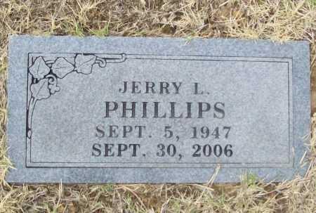 PHILLIPS, JERRY LEON - Washington County, Arkansas | JERRY LEON PHILLIPS - Arkansas Gravestone Photos