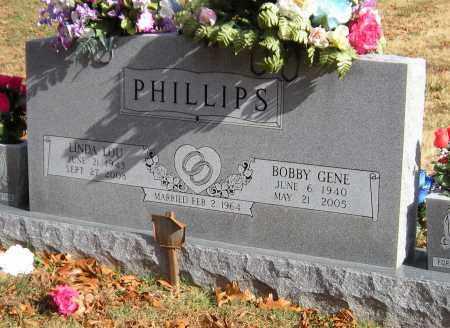 PHILLIPS, BOBBY GENE - Washington County, Arkansas | BOBBY GENE PHILLIPS - Arkansas Gravestone Photos