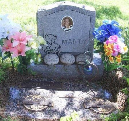 PHILLIPS, MARTY - Washington County, Arkansas | MARTY PHILLIPS - Arkansas Gravestone Photos